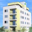 Apartamento com 3 quartos e 2 Unidades andar, Belo Horizonte, Serrano, por R$ 320.000