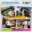 Casa com 4 dormitórios para alugar, 300 m² por R$ 12.000/mês - Porto das Dunas - Aquiraz/CE