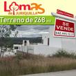 En Venta Terreno en Lomas de Juriquilla de 268 m2 para hacer tu nuevo hogar !!