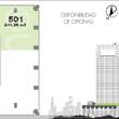 Oficinas en renta en Reforma 240m2