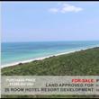 Terreno Rio Lagartos para 20 cuartos de hotel