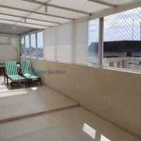 Cobertura com 3 quartos e Quadra poli esportiva na R Manuel Cherem, São Paulo, Vila Paulista