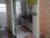 Cobertura com 3 dormitórios à venda, 110 m² por R$ 320.000 - Residencial Jardim Europa - Cotia/SP