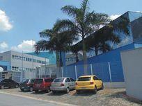 Galpão Industrial com Renda  em Cotia com ótima capacidade operacional.