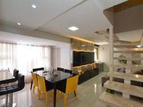 Apartamento dúplex, 2 qts, 2 suítes, armários, vaga coberta, lazer, Águas Claras