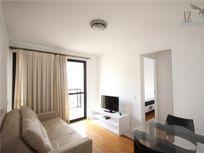 Apartamento residencial para locação, Vila Nova Conceição, São Paulo - AP0313.