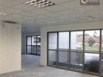 Sala comercial para locação, Empresarial 18 do Forte, Barueri.