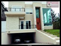 Casa residencial à venda, Alphaville Sp, Santana de Parnaíba - CA0237.