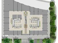 Sala comercial para locação, Empresarial 18 do Forte, Barueri - SA0373.