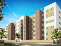 Apartamento com 2 quartos e Area lazer, Serra, Jardim Limoeiro, por R$ 130.000