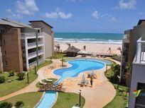 Apartamento residencial à venda, Porto das Dunas, Aquiraz - AP0030.