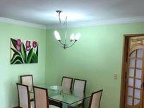 Apartamento mobiliado 3 dormitórios com suíte - 2 vagas - 200 mts do Metrô Jabaquara