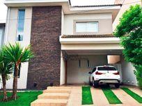 Casa residencial à venda, Condomínio Residencial Alto Bonfim I, Ribeirão Preto.