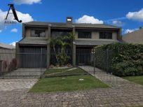 Casa residencial à venda, Juvevê, Curitiba.