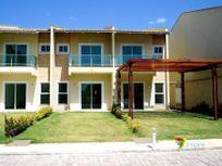 Condominio de Casas Duplex, à venda, Urucunema, Eusébio.