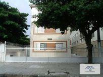 Kitnet mobiliada - Vende  - 25 m² -  bairro Guilhermina - Praia Grande