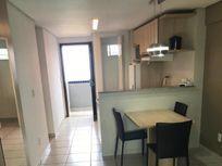 Apartamento com 2 dormitórios para alugar, 56 m² por R$ 150/mês - Meireles - Fortaleza/CE