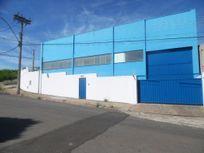 Galpão para alugar, 1150 m² por R$ 9.900/mês - Loteamento Industrial Salto Grande I - Americana/SP