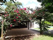 Chácara com 3 dormitórios para alugar, 1300 m² por R$ 2.653/mês - Granja Viana II - Cotia/SP