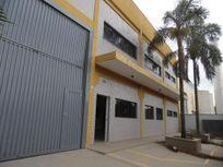 Galpão para alugar, 950 m² por R$ 8.500/mês - Jardim Werner Plaas - Americana/SP
