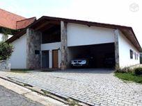 Casa residencial à venda, Caputera, Arujá.