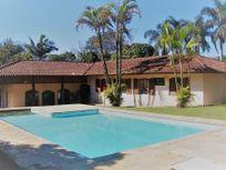Permuta 80% .Praia ou São Paulo.Terrea 5 dorm. piscina, edicula, Km 39 da Raposo