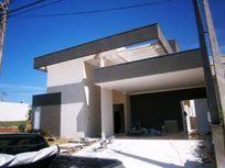 Casa residencial à venda, Condomínio Vilage La Montagne, São José do Rio Preto.