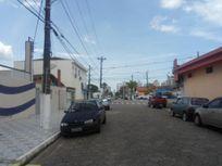 Kitnet residencial para locação, Vila Mirim, Praia Grande.
