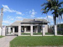 Casa mobiliada com piscina, Centro, Imbé.