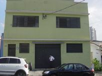 Galpão comercial para venda e locação, Vila Gomes Cardim, São Paulo.