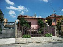 Sobrado residencial para locação, Vila Gomes Cardim, São Paulo.