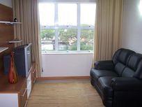 Apartamento residencial para locação, Jardim Alvorada, São José dos Campos - AP10925.