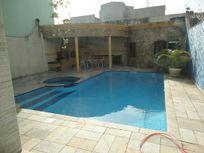 Sobrado residencial para locação, Vila Pires, Santo André - SO0648.