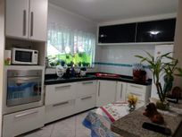 Sobrado residencial à venda, Vila Brasília, São Bernardo do Campo.