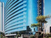 Conjunto corporativa para locação, Brooklin Paulista, São Paulo.