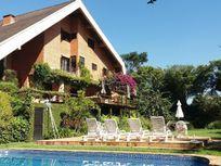 Casa residencial à venda, Parque Dom Henrique, Cotia.