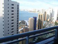 Apartamento para alugar, 2 quartos, Meireles, Mobiliado, Beach Class