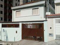 Sobrado residencial à venda, Vila Mariana, São Paulo.