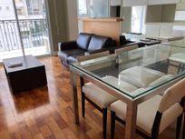 Loft com 1 dormitório para alugar, 48 m² por R$ 4.766/mês - Vila Nova Conceição - São Paulo/SP