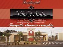 CASA RESIDENCIAL em Piracicaba - SP, Villa DItália