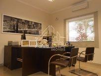 Casa Comercial Mobiliada com móveis planejados, ar-condicionado, mesa de reuniao
