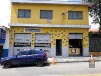Salão comercial Padrão para Aluguel em Vila Aurora Itapevi-SP - SL474