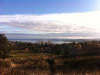 Panoramica vista Lago Ranco