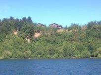 Espectacular Casa a orilla del Lago LLanquihue