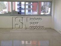 Sala Comercial com 1 banheiro, 1 vaga  no Morumbi