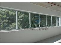 Sala Comercial de 60m²  e 1 vaga  na Vila Andrade no Morumbi