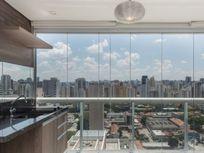 Apartamento para venda e locação com 43m² na Vila Olímpia
