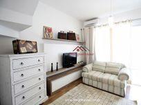 Cobertura duplex disponível para venda com 77m² no Brooklin