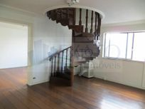 Cobertura com 4 quartos e Ar condicionado na R JACURICI, São Paulo, Itaim Bibi, por R$ 6.500.000