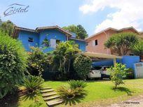 Casa com 4 quartos e Area servico na Estrada Dos Pinheiros, São Paulo, Cotia, por R$ 1.300.000